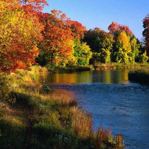 Poem: Autumnal Summer Flirt