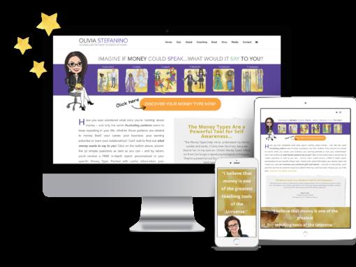 Olivia Stefanino Website