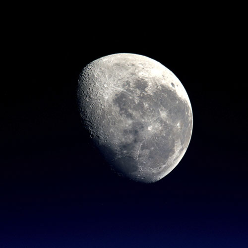 Poem: Romanced by the Moon