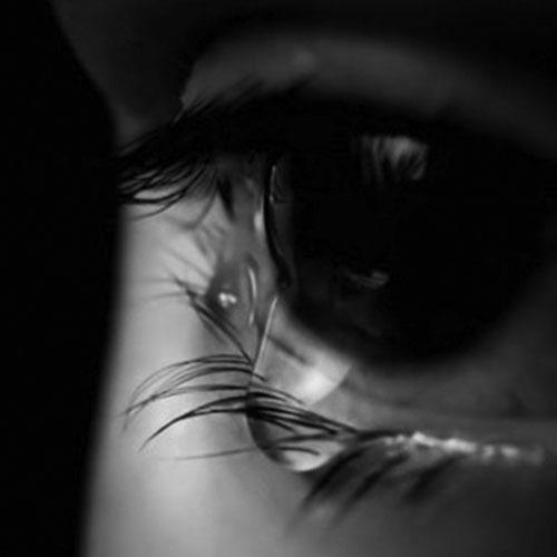 Poem: Shadows Too Dark To See Through