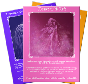 Divine Reminder Card Deck