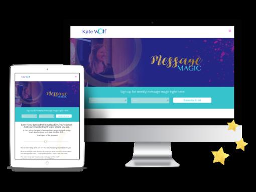 Kate Wolf Website