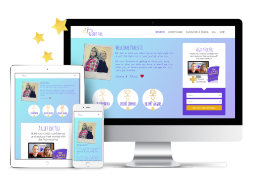 Parent Plus Website
